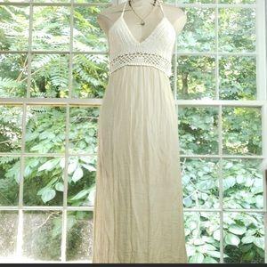 Dresses & Skirts - Women's Crochet top dress